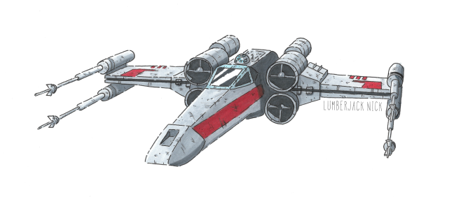 X-Wing 2.0 Rough Webversion